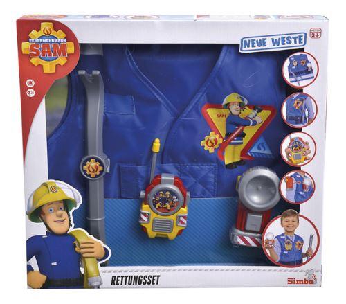 Set de sauvetage Sam le pompier