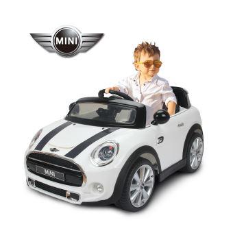 109 90 sur mini cooper voiture lectrique enfants partir de 37 mois 2 moteurs 6 v 2 5 5 km h. Black Bedroom Furniture Sets. Home Design Ideas