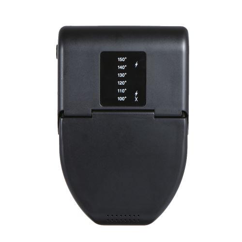 KKmoon Charge USB DIY Mini Presse Machine Heavy Duty Double Plaque de Chaleur Huile Cire Extracteur Portable Chauffage Outils