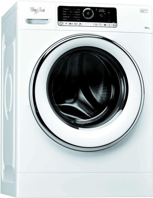 Lave-linge hublot - 10kg - 1400tr/mn - A+++ - Blanc