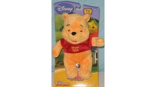 Mes amis Tigrou et Winnie l'Ourson Disney Winnie l'Ourson Beanz Plush 8 pouces