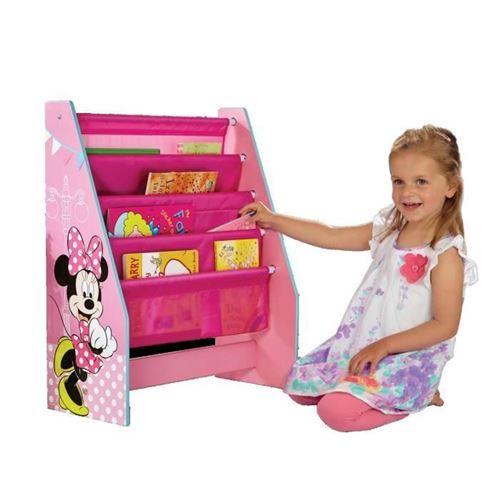 Minnie mouse bibliotheque enfant worlds apart 470inn