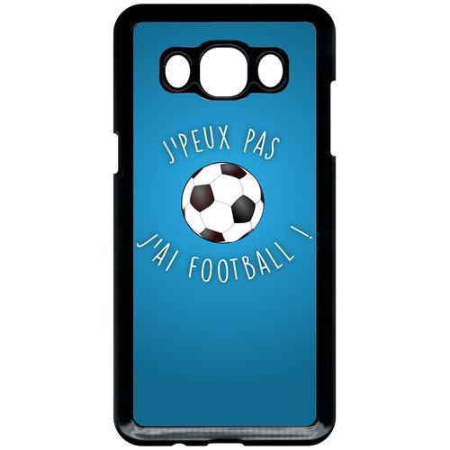 Coque Samsung Galaxy J5 (2016) Je Peux Pas J Ai Football