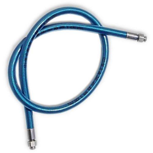 Flexible VISSINOX gaz naturel long. 1m durée de vie illimitée Four, cuisinière 481281729747 WPRO - 97540