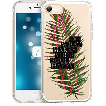 coque palmier iphone 7 plus