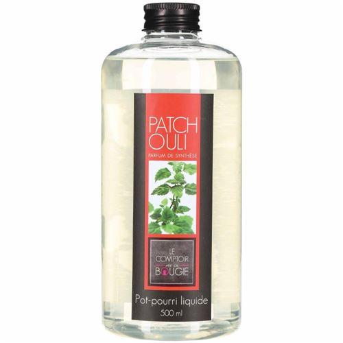 Liquide Pot Pourri 500ml Patchouli