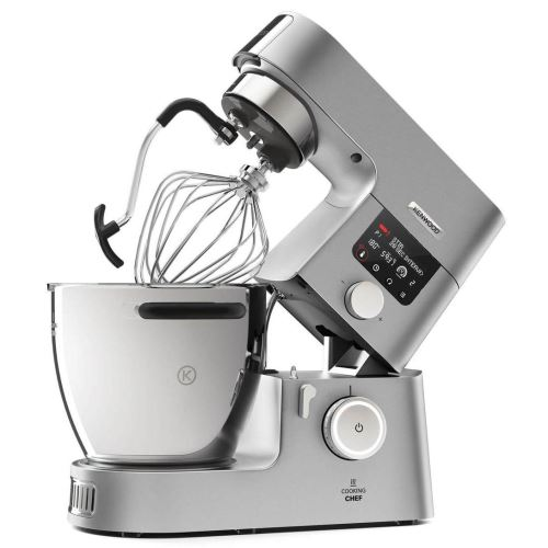 Robot cuiseur Kenwood Cooking chef Gourmet 1500 W Argent