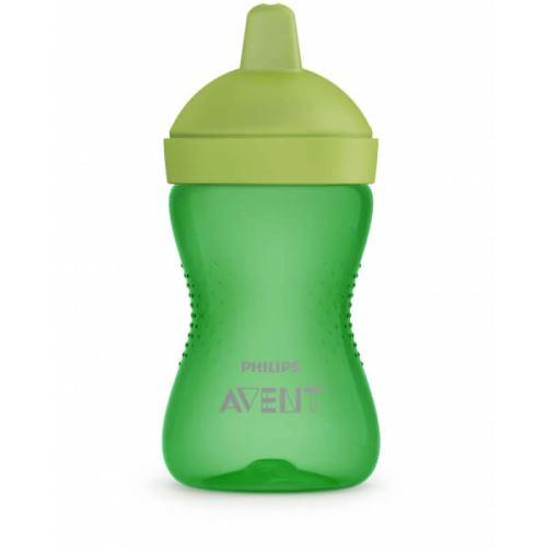 Tasse bec anti-fuites 260 ml vert - philips avent