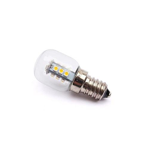 Ampoule refrigerateur 1,1w e14 a leds pour Refrigerateur Ariston, Refrigerateur Indesit, Refrigerateur Faure, Refrigerateur Electrolux