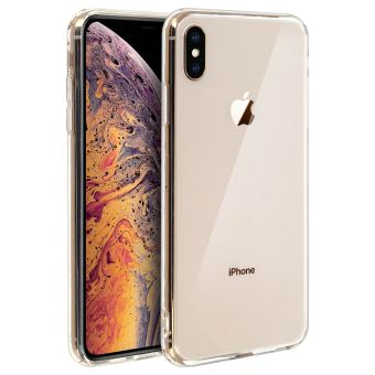 coque iphone xs max transparente rigide