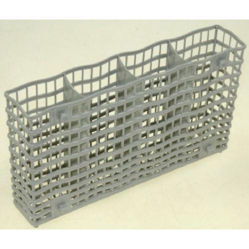 Petit panier a couverts gris complet pour lave vaisselle arthur martin electrolux faure - 7108141
