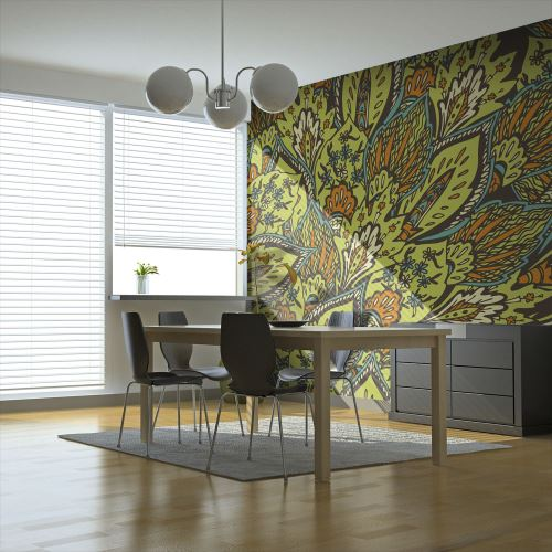 Papier peint | Motif printanier | 300x231 | Fonds et Dessins | Motifs floraux |