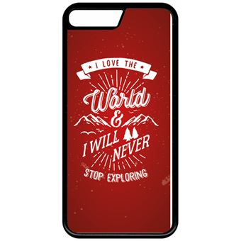 coque iphone 8 world