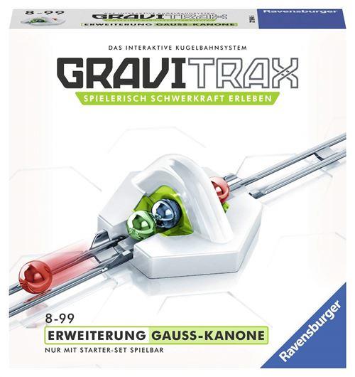Circuit GraviTrax 27594 de RavensburgerJouets de Construction avec Canon de Gauss - Jeu en langue allemande