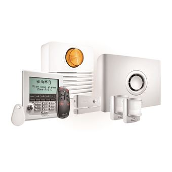 somfy pack alarme protexiom ultimate gsm 2401427. Black Bedroom Furniture Sets. Home Design Ideas