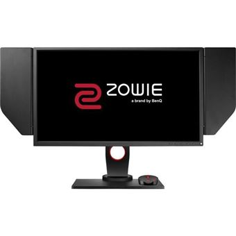"BenQ ZOWIE XL2546 - XL Series - LED-monitor - 24.5"" - 1920 x 1080 Full HD (1080p) - TN - 320 cd/m² - 1000:1 - 1 ms - 2xHDMI, DVI-D, DisplayPort"
