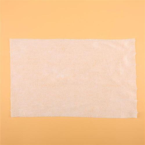 Couche jetable Serviettes écologiques pour bébé tampons d'urine (18x28cm 1 rouleau de 100 feuilles)
