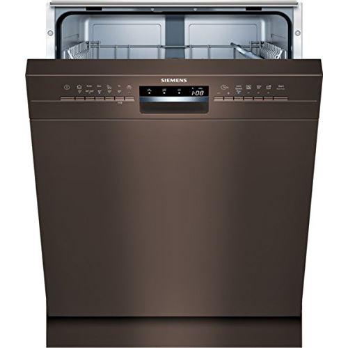 Siemens iQ300 SN336M01GE - Lave-vaisselle - intégrable - Niche - largeur : 60 cm - profondeur : 55 cm - hauteur : 81.5 cm - ombre