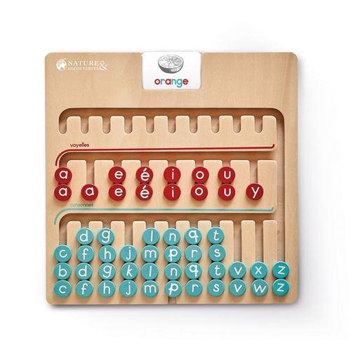 Tablette Alphabet