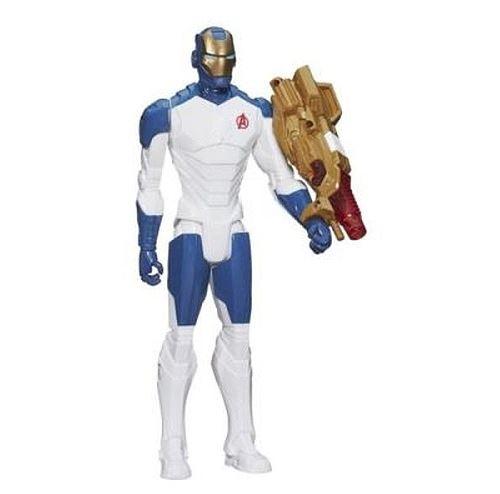 Figurine 30 cm avengers + accessoire lumineux - iron man 1497