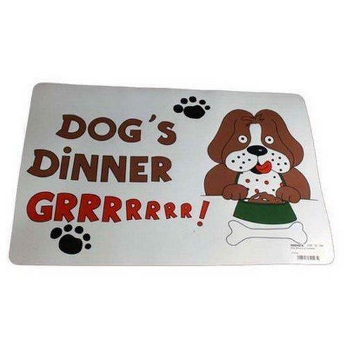 Set de table en PVC Grrrrrrrr pour chiens