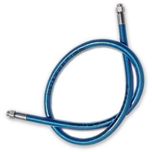 Flexible VISSINOX gaz naturel long. 1,50m durée de vie illimitée Four, cuisinière 481981729748 WPRO - 60317