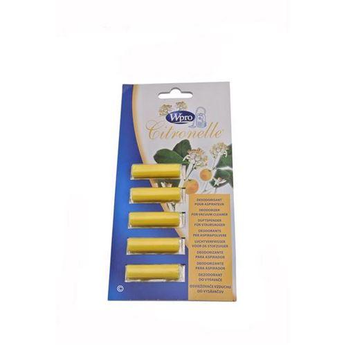 Lot de 5 bâtonnets odorisants senteur citronnelle Accessoires et entretien ACT050 WPRO - 131787