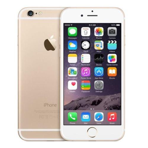APPLE iPhone 6 A1549 4G Smartphone 4.7 Pouces Ecran iOS 8 64Go Double Caméra Wifi Bluetooth Or