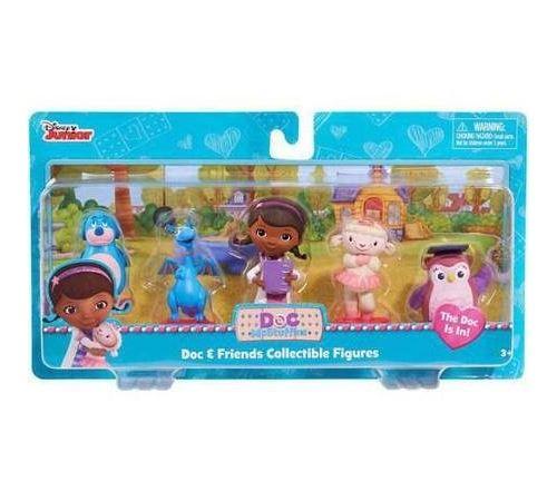 Disney 91860 Doc McStuffins Doc Friends Collectible Figures Playset