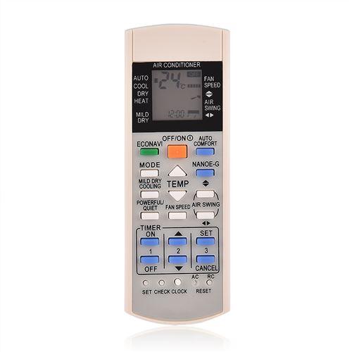 Télécommande pour Climatiseur Panasonic A75c3300 A75c3208 A75c3706 A75c3708