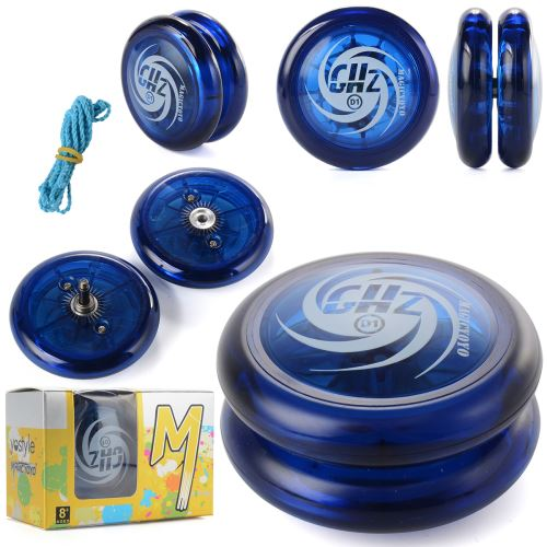 Magic Yoyo réceptif (couleur: bleu) XCSOURCE
