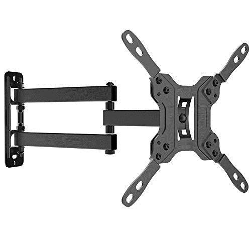 """iggual SPTV09 42"""" Noir - Supports muraux d'écrans plats (15 kg, 58,4 cm (23""""), 106,7 cm (4"""