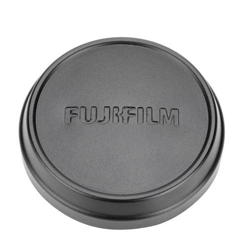 Capuchon avant d'objectif professionnel en métal pour accessoire de photographie Fujifilm X100 X100S