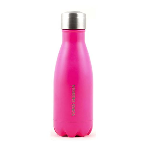 Bouteille isotherme rose 260 ml