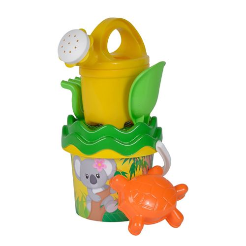 Simba Toys 107114509 - Ensemble de seau bébé Koala avec accessoires