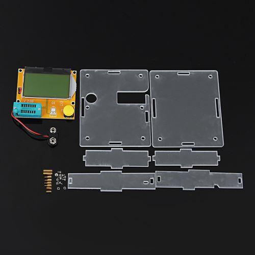 L CR-T4 Mega328 M328 Multimetr Testeur de transistor ESR Meter