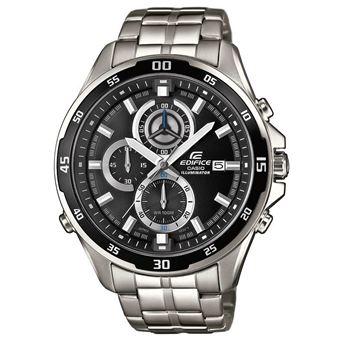 53a2755c83393 Montre Homme Casio Edifice EFR-547D-1AVUEF Argent - Montre à quartz - Achat  & prix | fnac