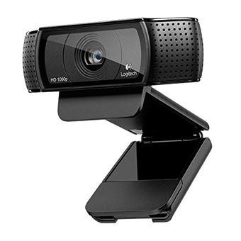Logitech HD Pro Webcam C920 - webcamera