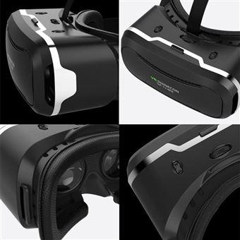 df5ef21477e55 Casque VR pour Smartphone Realite Virtuelle Lunette Jeux Reglage Universel  - Accessoire téléphonie - Achat   prix