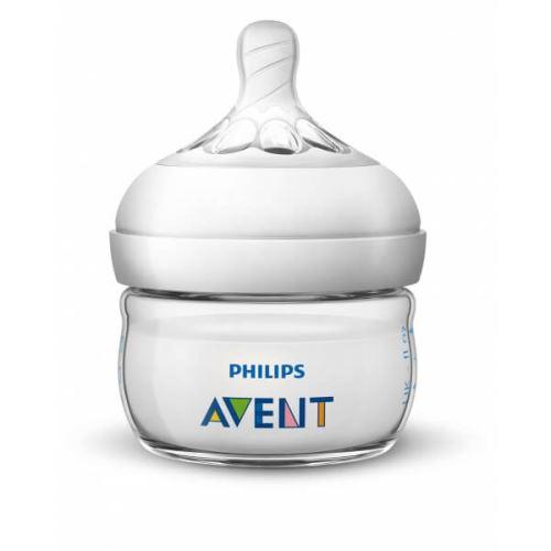 Biberon natural pp 60 ml - philips avent