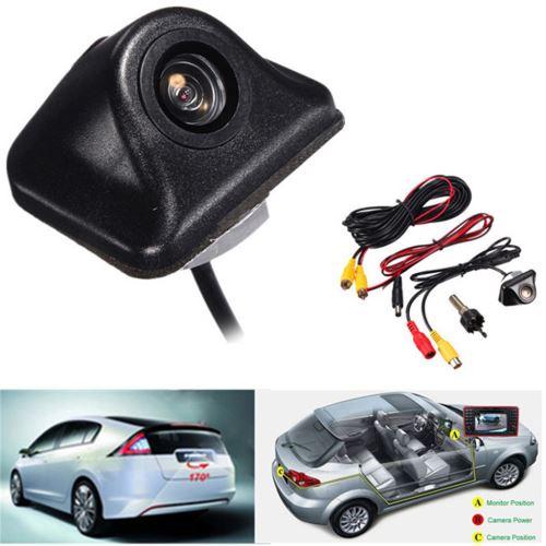 Universal Camera voiture Vue arrière Parking Autoreverse Caméra de recul Vision nocturne