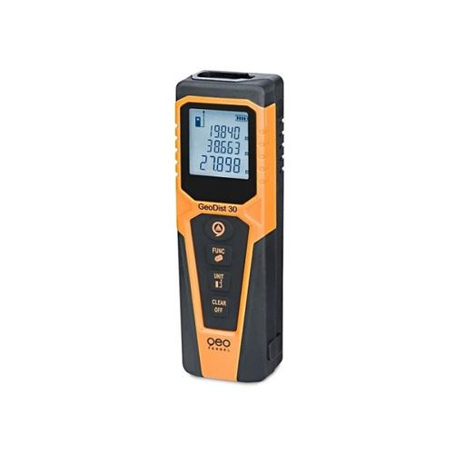 Télémètre laser GeoDist 30® GEO FENNEL - portée 30 m - 300130