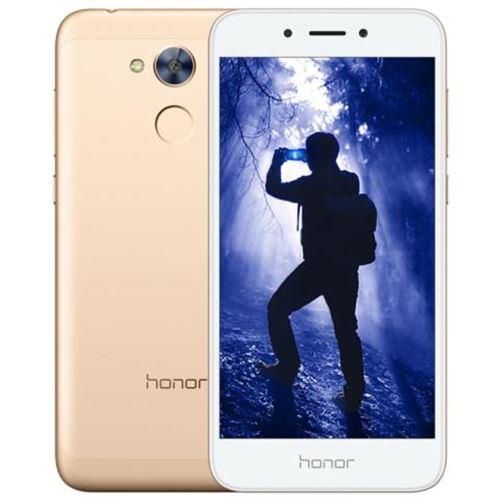 Smartphone HUAWEI Honor 6A 5.0 Android 7.0 3 Go RAM 32 Go ROM Batterie 3020mAh Or 3Go RAM 32Go ROM-Écran de 5,0 pouces protégé des yeux-13MP+5MP-Batterie 3020mAh-Octa-core Qualcomm Snapdragon 430 MSM8937