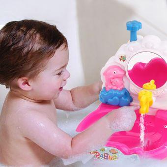 Lavabo Jouet Bath Cute Cartoon Baignoire Bain Plage Jouets Pour Bebe Tout Petits Jouet Pour Le Bain Achat Prix Fnac