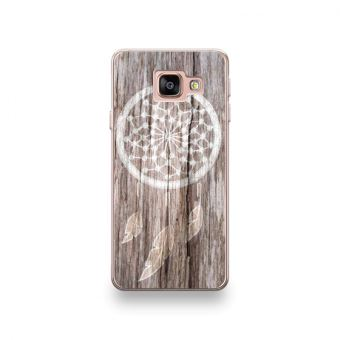 Coque Huawei P Smart motif Attrape Rêves Bois
