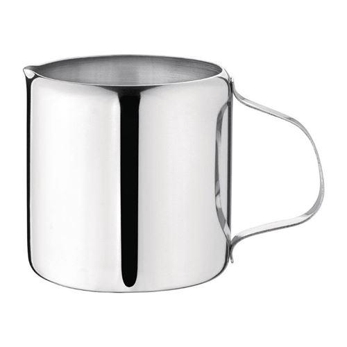 Pot à lait olympia concorde acier inoxydable 145ml