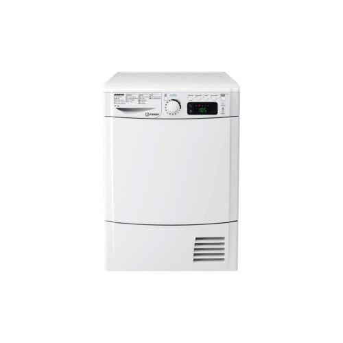 Indesit MyTime EDPE G45 A1 ECO (FR) - Sèche-linge - indépendant - largeur : 59.5 cm - profondeur : 61 cm - hauteur : 85 cm - chargement frontal - blanc