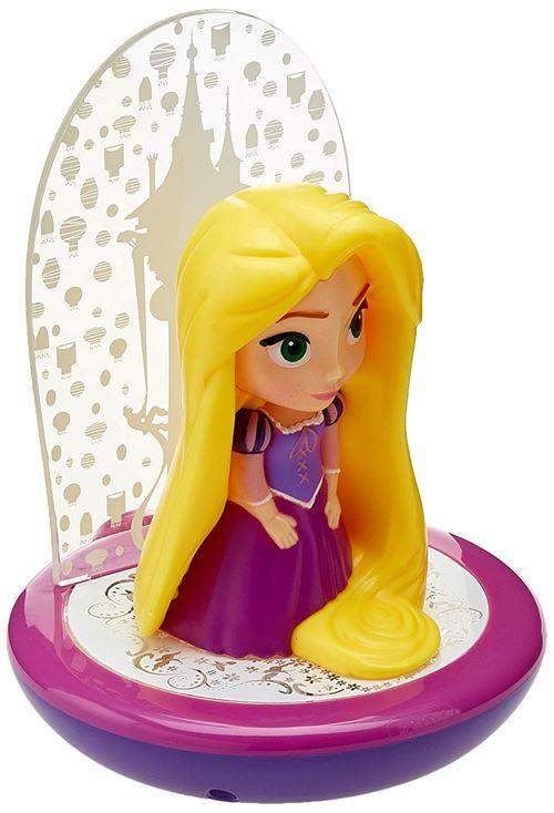 Disney Princesses - Veilleuse magique GoGlow - lampe de poche et projecteur