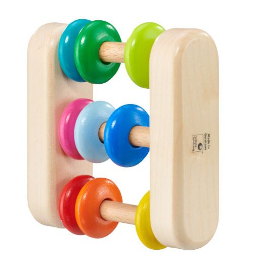 Selecta Spielzeug boulier junior Abacus8 cm naturel