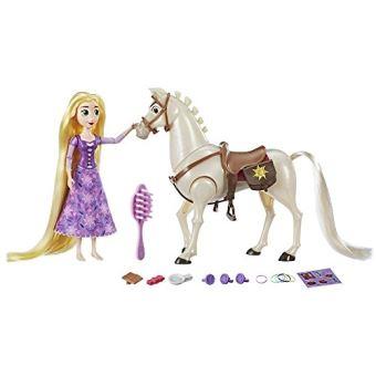Poup e disney raiponce et maximus le cheval royal poup e - Maximus cheval raiponce ...